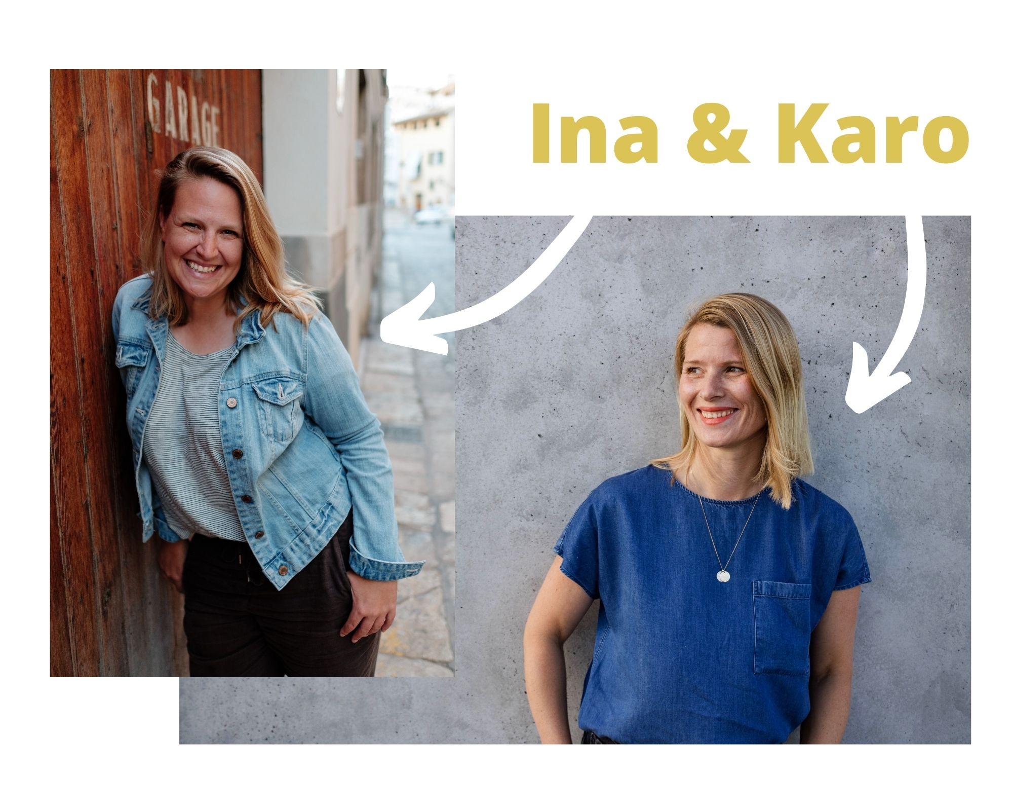 Camp Komm KommunikationsberatungPR Agentur Ina und Karo Über Uns