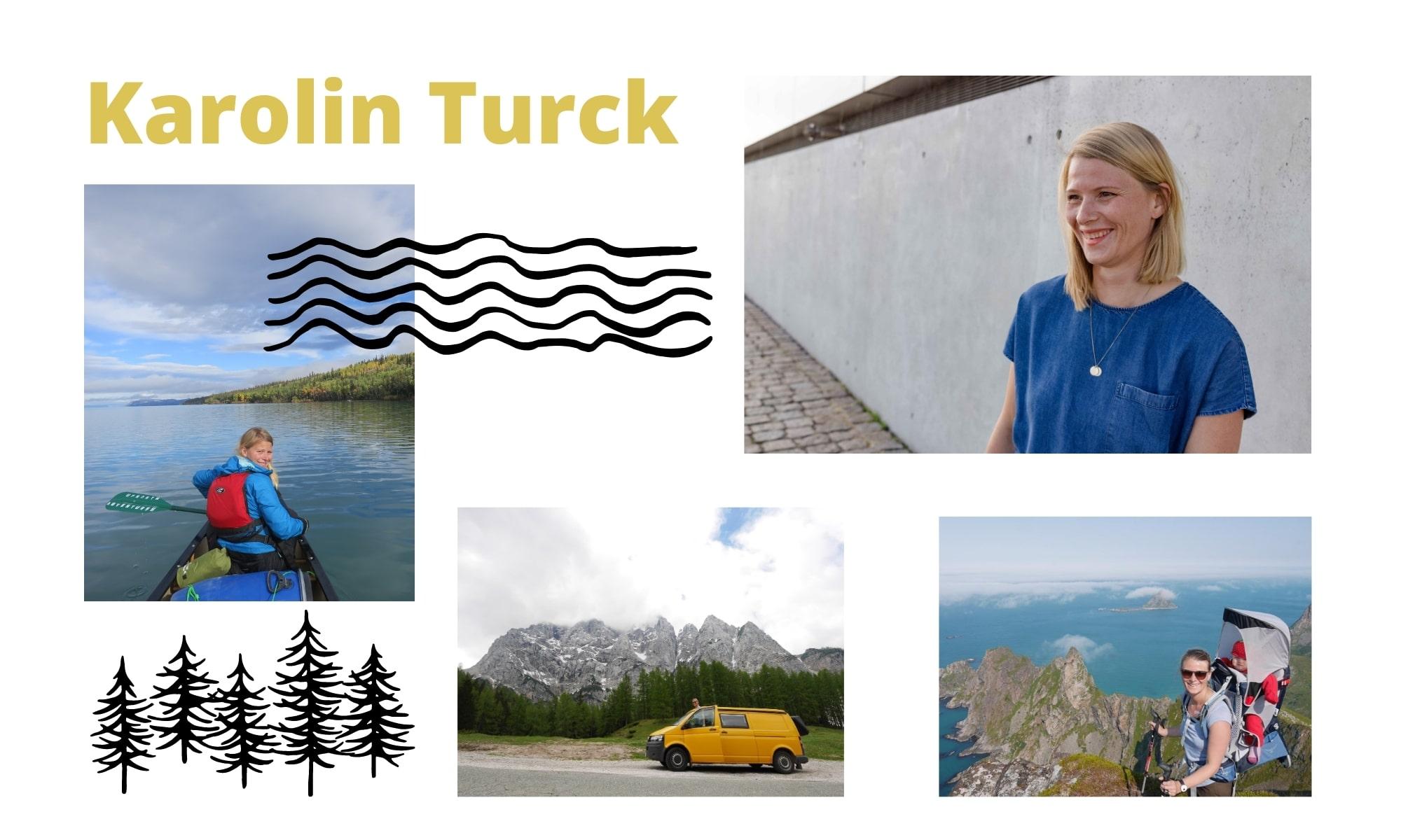 Karolin Turck von der Camp Komm Kommunikationsberatung
